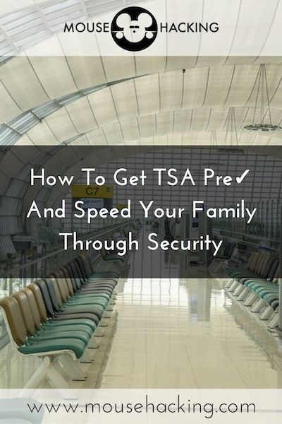 Get your family through airport security faster! We'll show you how to get TSA PreCheck for free, and why it's a must-have for families!