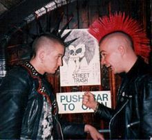 Punk subculture - Wikipedia, the free encyclopedia