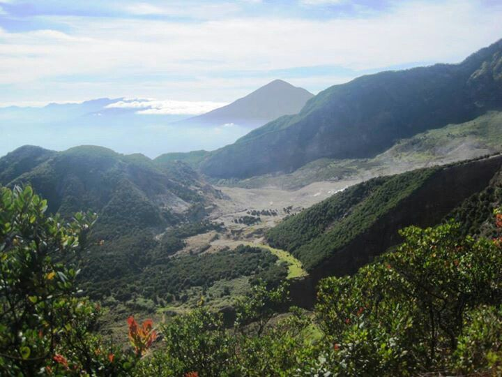 Papandayan Mountain, Garut West Java ID