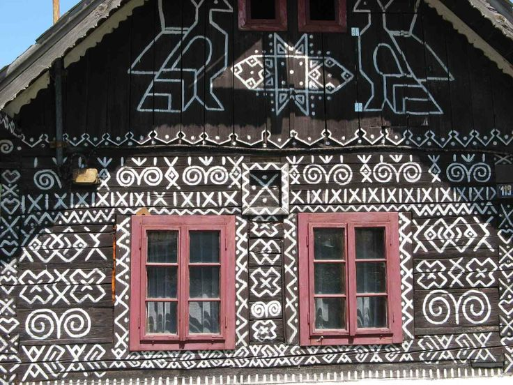 Europe - Slovakia/Čičmany