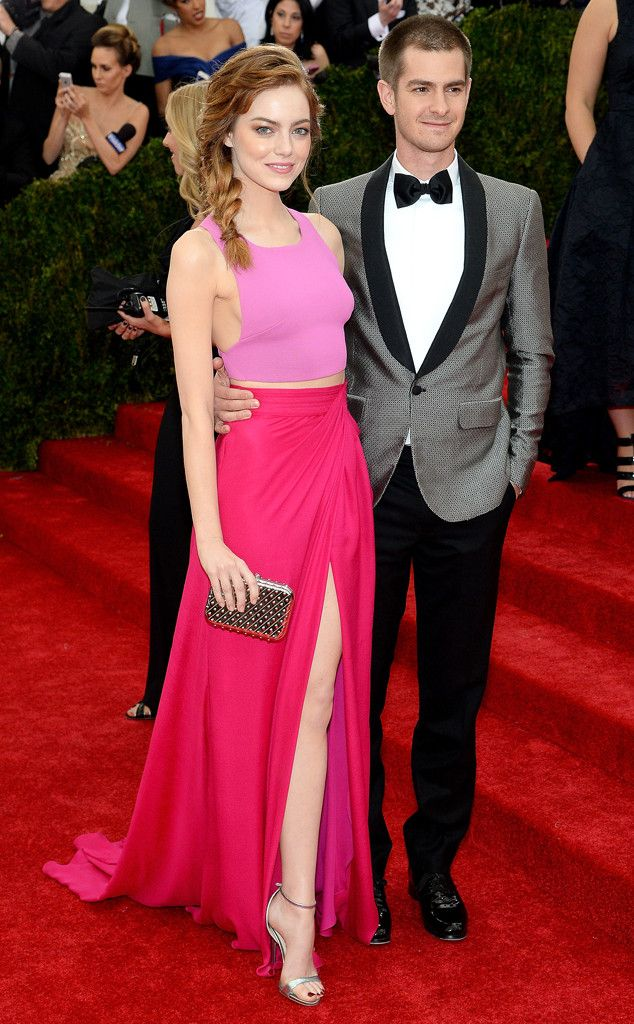 Emma Stone and Andrew Garfield Split: Relive the Couple's Cutest Moments On and Off Screen | E! Online Mobile
