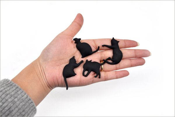 【楽天市場】【メール便なら送料180円】Kitty Magnet (キティマグネット) (磁石 猫 ねこ puhlmannオランダJorine Oosterhoff文房具,ステーショナリー,ギフト,贈り物,プレゼント,猫 neko ネコグッズ ねこグッズ 猫グッズ ネコ雑貨 ねこ雑貨 猫雑貨 キャット cat CAT ネコ):Rocca-clann