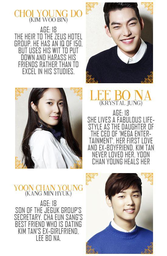 Heirs - 상속자들 - 왕관을 쓰려는 자, 그 무게를 견뎌라 - Watch Full Episodes Free - Korea - TV Shows - Viki