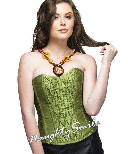 how to get a corset waist