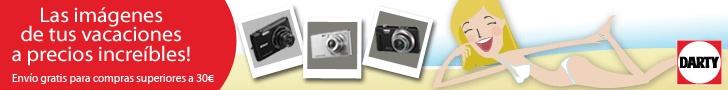 Oferta del verano: cámaras compactas desde $79 euros