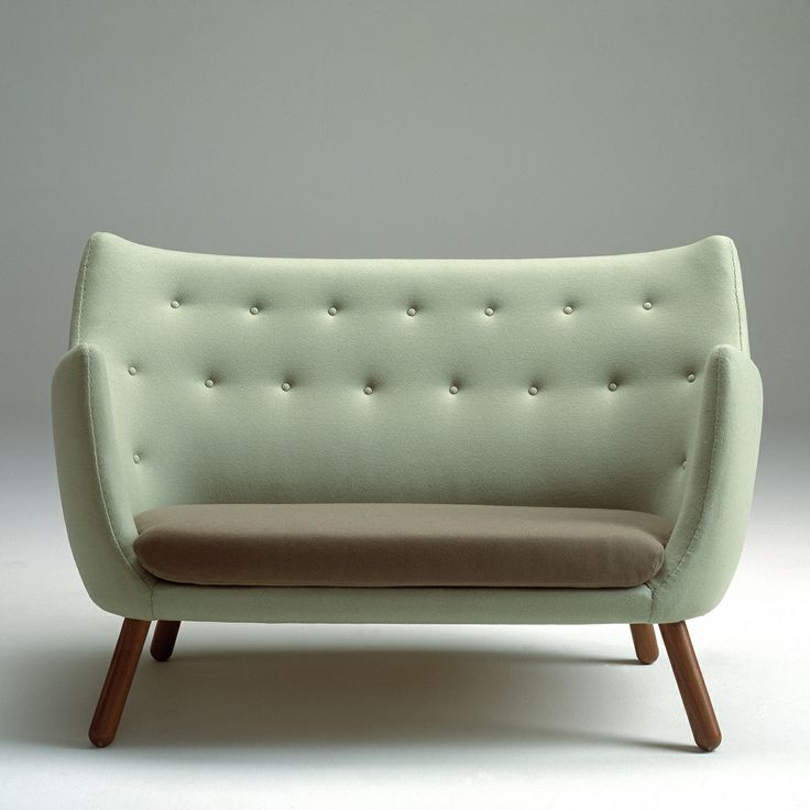 A Finn Juhl Poeten Sofa, Finn Juhl Designed Poeten For His Own Home In I  Love It!