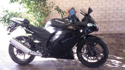 2008 Kawasaki Ninja 250cc | Motorcycles | Gumtree Australia Canning Area - Willetton | 1101379642