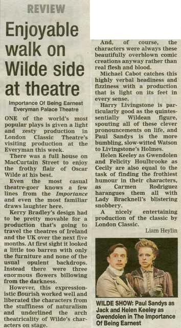 Review- Cork Echo