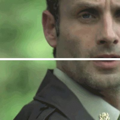 Oriol Bargalló: The Walking Dead 3D GIF