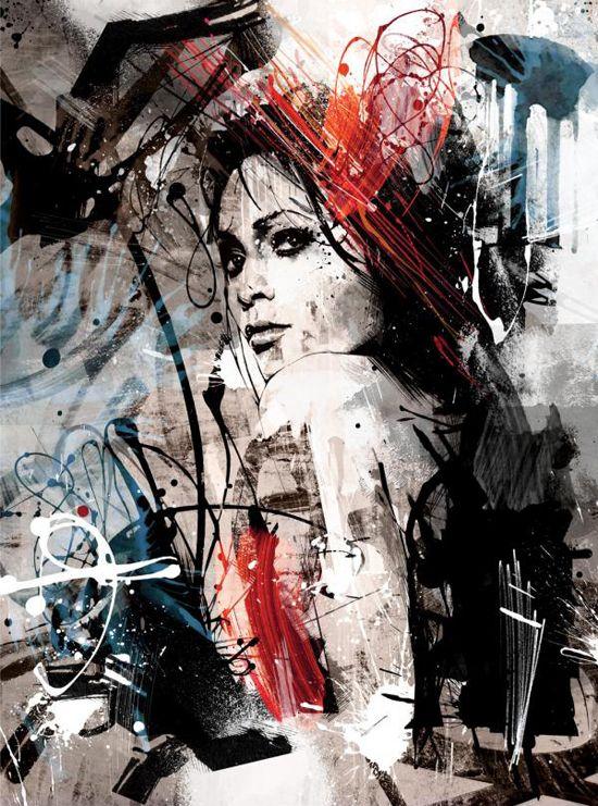 Illustrations by Joshua Miels - ego-alterego.com