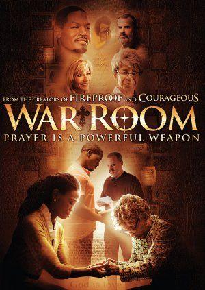 War Room DVD - Outstanding achievement
