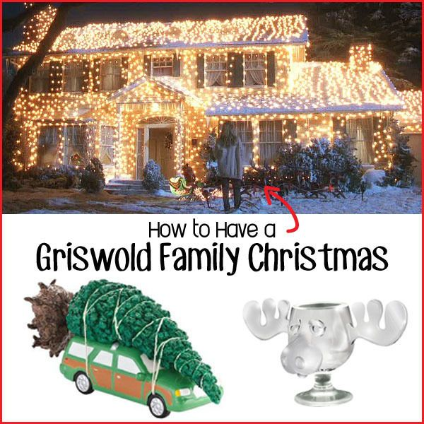 How to Have a Griswold Family Christmas | eBay