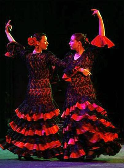 Мужской костюм танцора фламенко фото