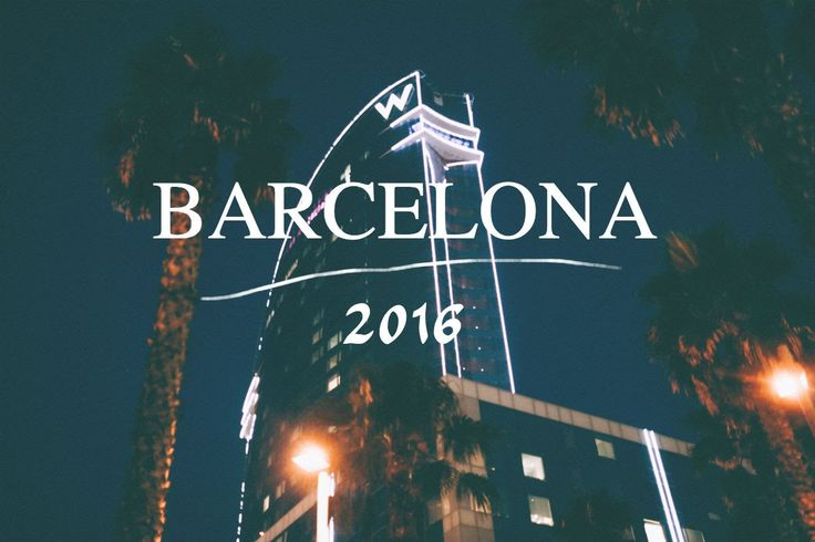 Barcelona Vlog