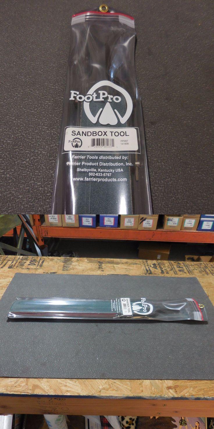 Hoof Rasps and Farrier Tools 183404: Footpro Sandbo Tool -> BUY IT NOW ONLY: $130 on eBay!