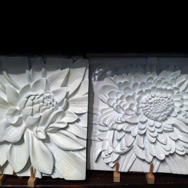 Zgallery plaster wall plaques