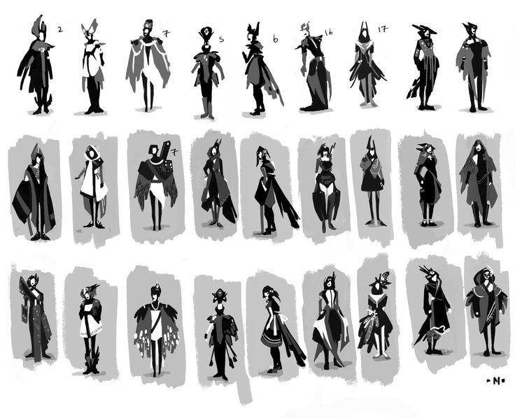 Best Character Design Courses : Best character silhouette images on pinterest