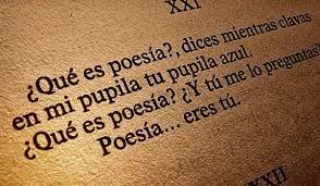Poema de Azorín, autor de la Generación del 98.
