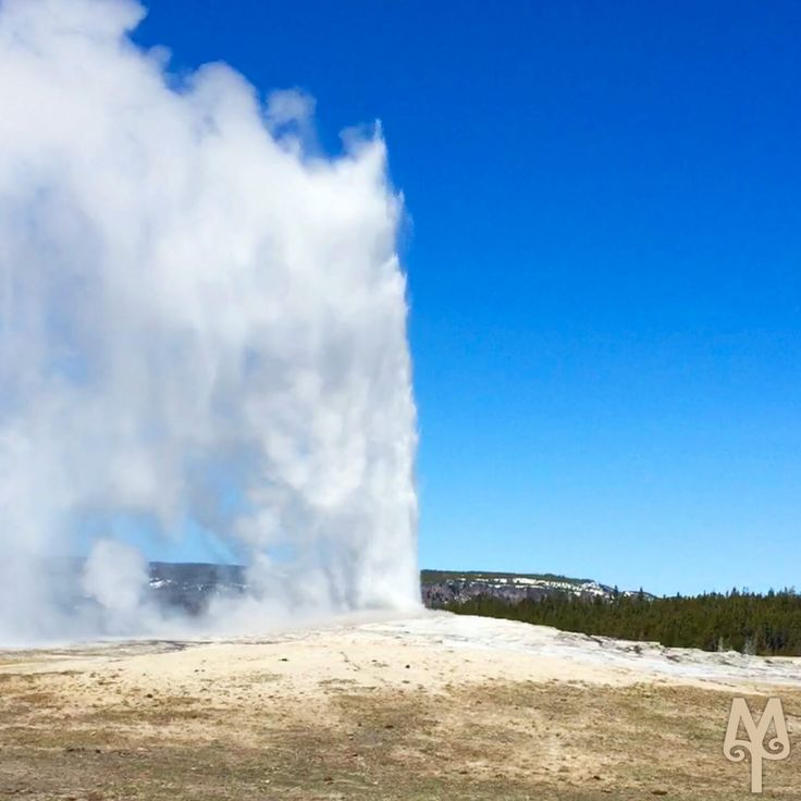 A new Montana Treasures blog post that explores Yellowstone National Park when it first opens up in the Springtime.