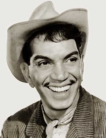 Cantinflas.