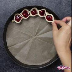 Trucchetti di presentazione per dolcetti di pasta sfoglia con nutella o marmellata.