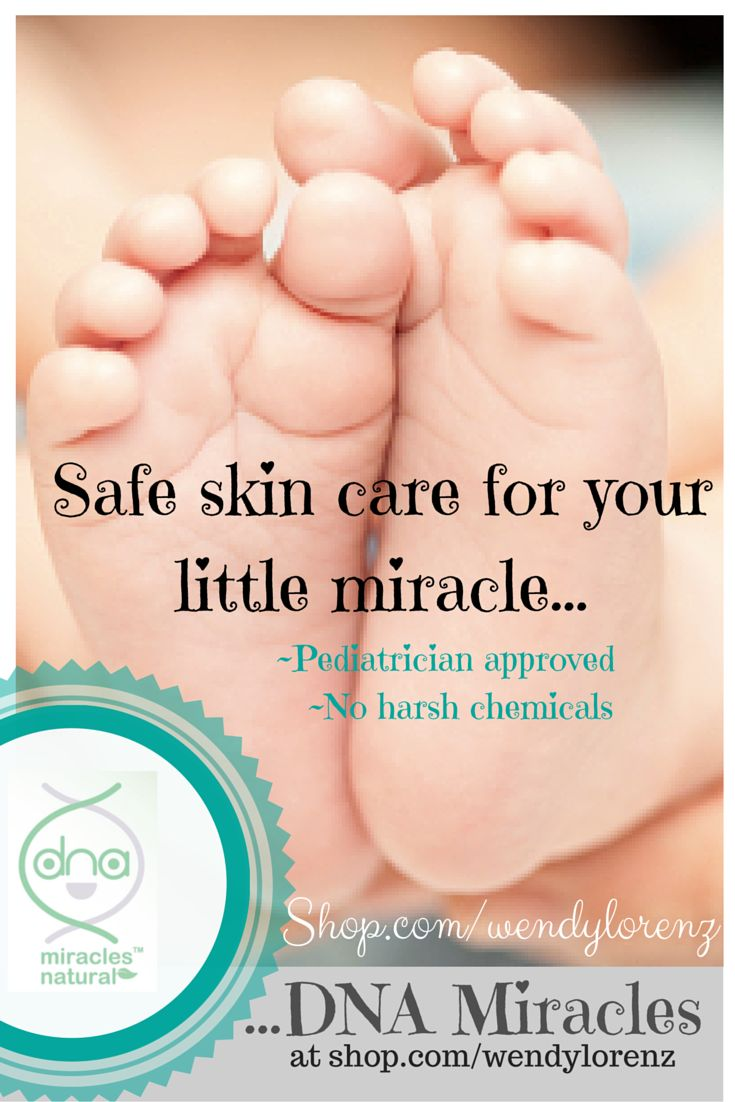 DNA Miracles® is a specialty line of high-quality natural body care and wellness products designed for babies and children of all ages. Formulated with the best natural ingredients, each product is gentle and easy-to-use. #baby  Available at: shop.com/wendylorenz