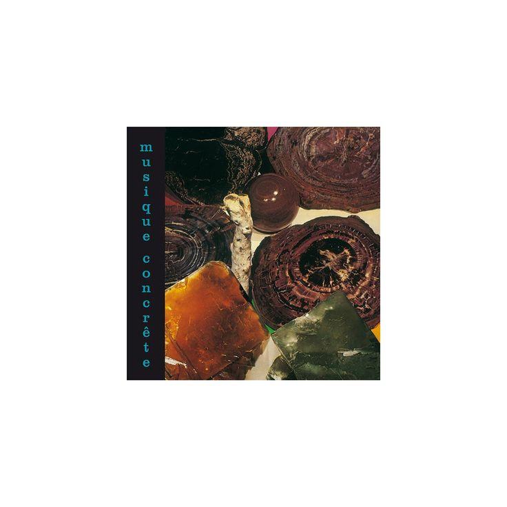 Musique Concrete & Various - Musique Concrete / Various (Vinyl)