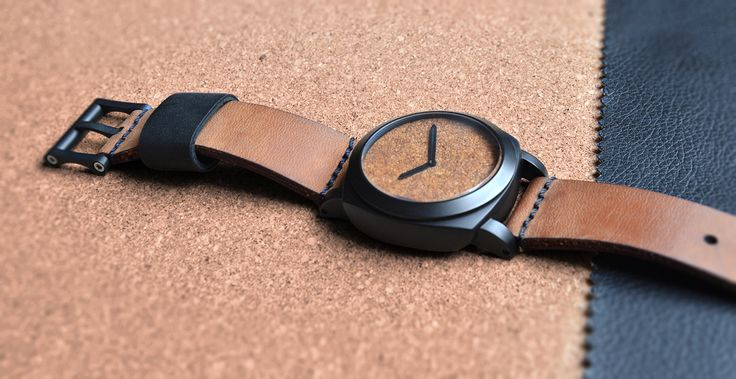 RAW - handmade watch -Illustrator CC on Behance