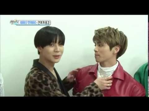 Jonghyun Wish Taemin Have Better Body & Grow Taller - YouTube