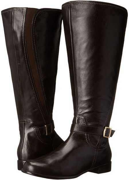 "Plus Size Extra Wide Calf Boots - up to 20"" circumference"