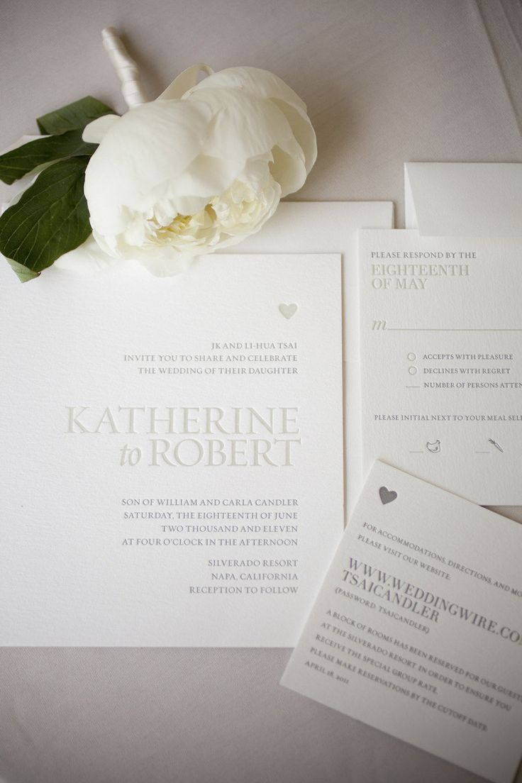 25+ best ideas about classy wedding invitations on pinterest, Wedding invitations