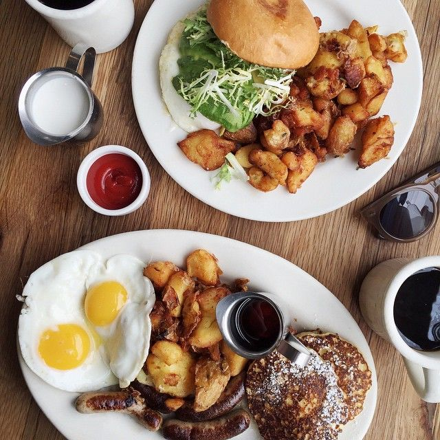 Eggs all day everyday | Plow | San Francisco