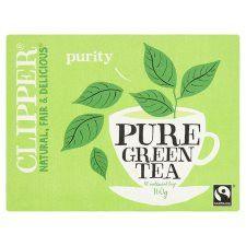 Clipper Tea Pure Green 80'S 160g