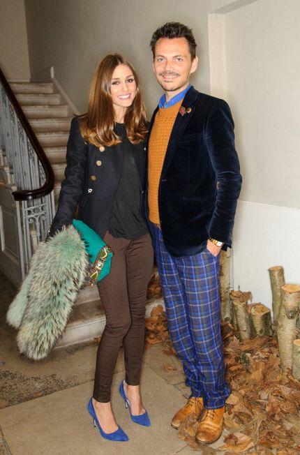 The Olivia Palermo Lookbook : Olivia Palermo in London
