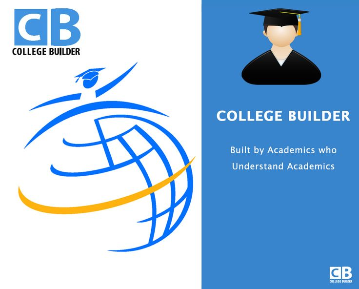 COLLEGE BUILDER  Built by Academics who Understand Academics