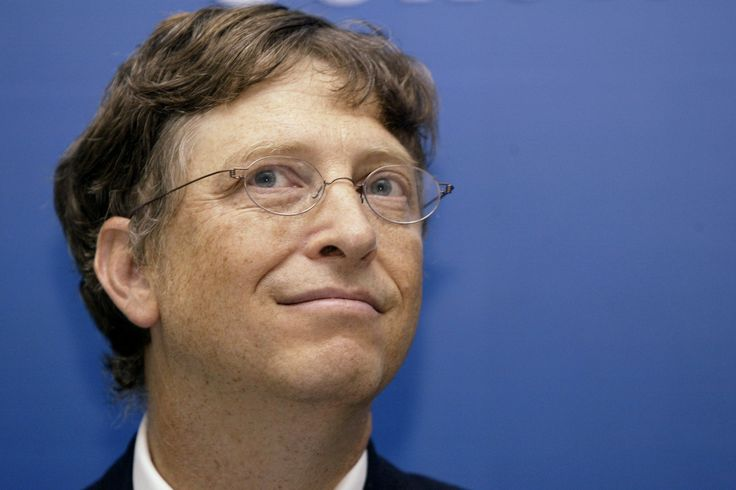 Bill Gates: capitalism means male baldness research gets more funding than malaria (Wired UK)