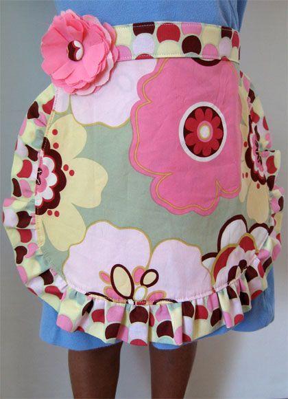 Lovely apron