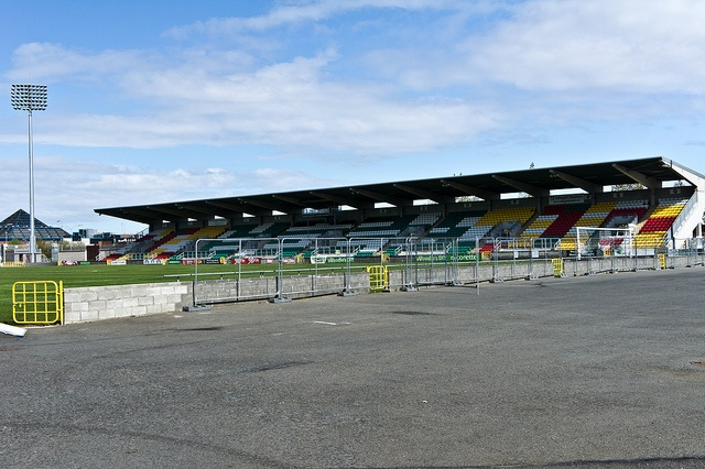Tallaght Stadium is a football stadium in the Southside suburb of Tallaght. Shamrock Rovers originally announced details of the stadium back in July 1996.  The stadium is owned and operated by South Dublin County Council with Shamrock Rovers as the anchor tenants.