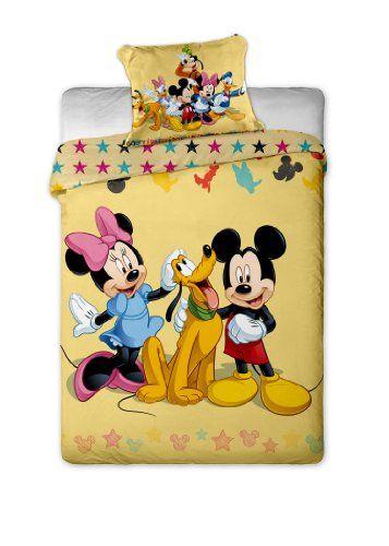 mickey mouse bettwaesche partner bettw sche mickey mouse. Black Bedroom Furniture Sets. Home Design Ideas