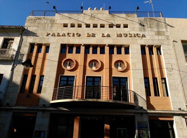 El Palacio de la Música de Buñol