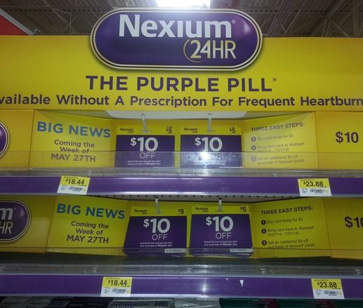 Spend $5 Now to Save $10 on New Nexium Heartburn Medication!