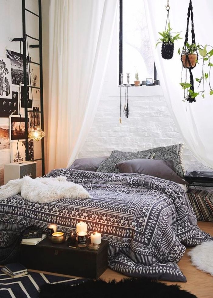 les 25 meilleures id es de la cat gorie rideaux blancs sur pinterest voilages blancs rideaux. Black Bedroom Furniture Sets. Home Design Ideas