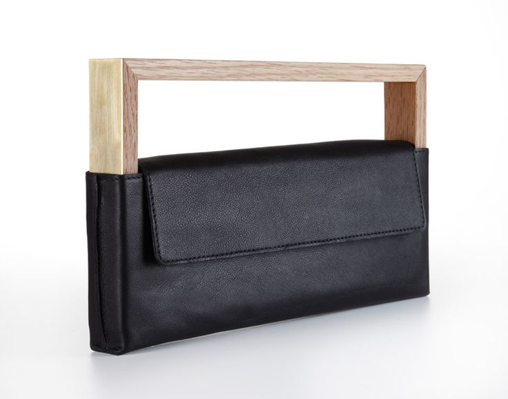 Noritamy. Taking the molded handle handbag to a another level!