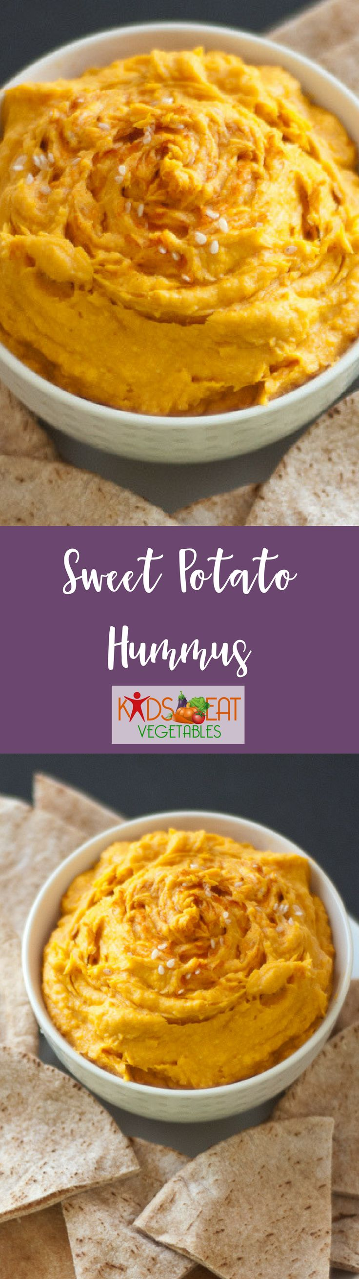 This easy hummus recipe pairs well with many foods such as vegetables, bread, pita wedges and chips. It is great for an afternoon snack, as a hearty side dish or as an appetizer.  The attractive deep orange color is a nice addition to a full course meal t