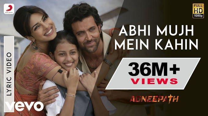 Abhi Mujh Mein Kahin Lyrics Sonu Nigam In 2020 Lyrics Tann Songs