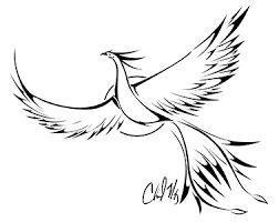 Resultado de imagen para phoenix tattoo tumblr