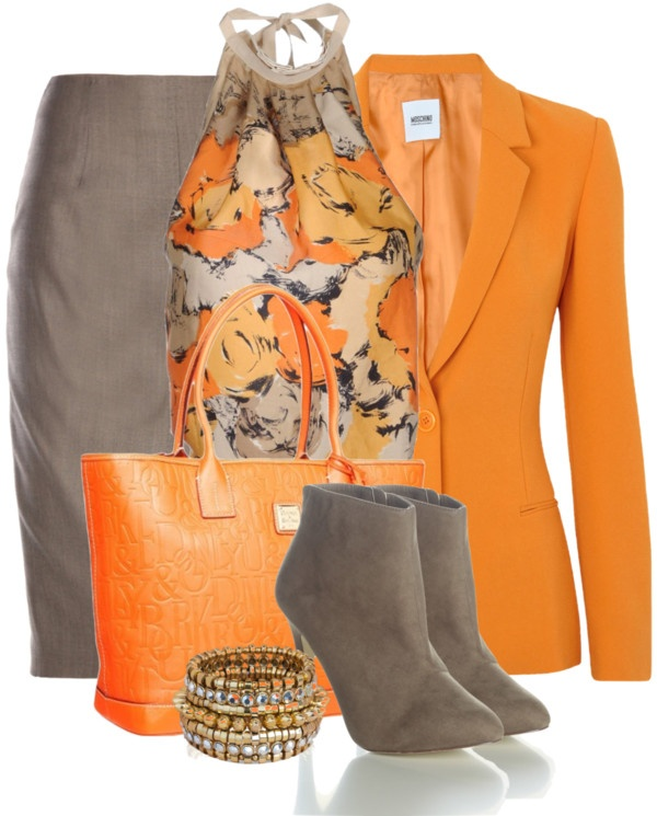 """""""Work Look 2"""" by elenh2005 on Polyvore"""