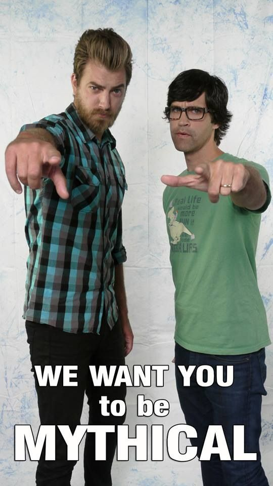 Rhett and Link have a message