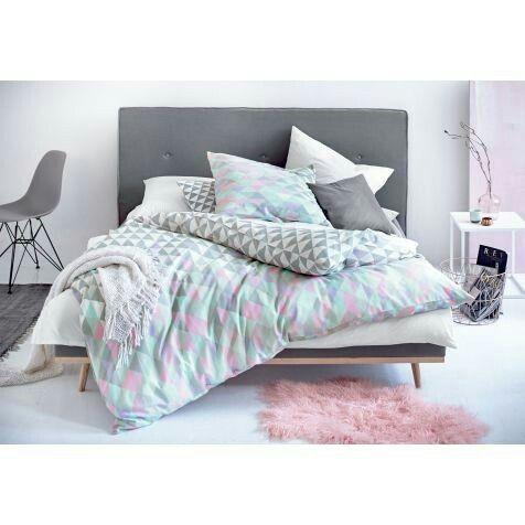 55 besten bett auswahl bilder auf pinterest | betten, kaufen und ... - Bett Mit Minimalistisch Grauem Design Bilder