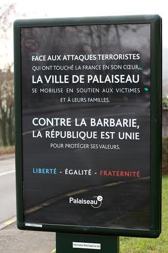La ville de Palaiseau